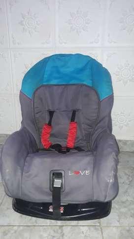 Butaca para bebe