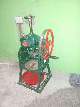 Vendo maquina para hacer granizados