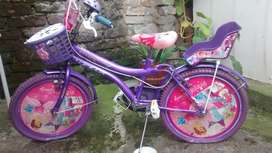 Bicicleta para Ñiña