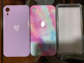Estuches iphone XR