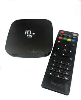 Tv Box Pro 4k Android Smart Tv Ram 2gb Rom 16gb