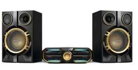Equipo de música Philips 1200 Watts Bluetooth/USB