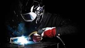 Mantenimiento y reparación equipos de soldar