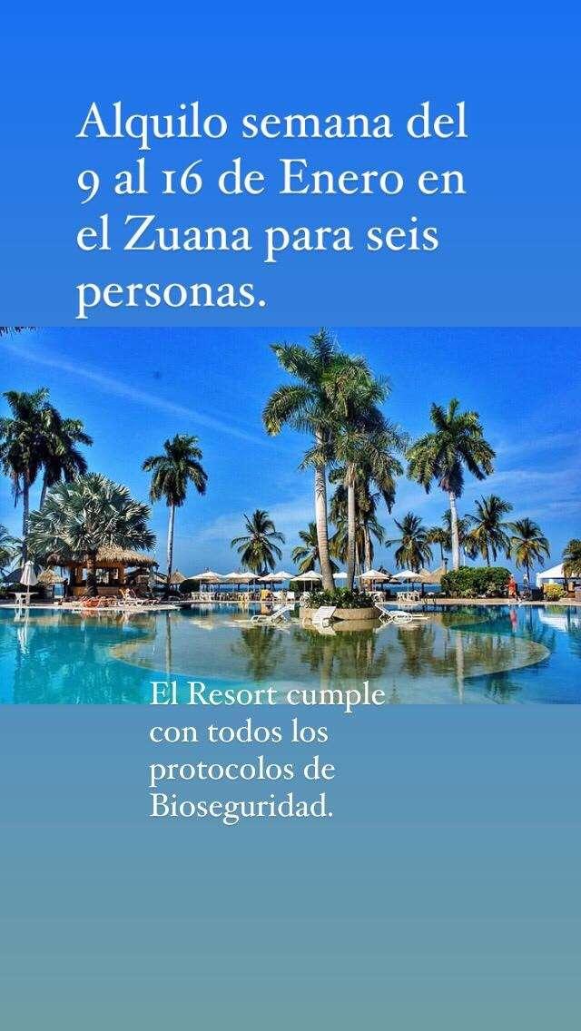 Semana Zuana del 9 al 16 de enero para 6 personas 0