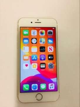 iPhone 6s en perfecto estado 16GB