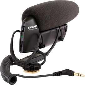 Microfono Shure VP83 Superlobar Ultra Compacto