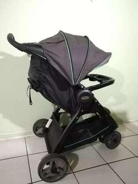 Coche GRACO con silla para carro
