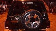 traba antirrobo para rueda de auxilio Camioneta Zuzuki 0
