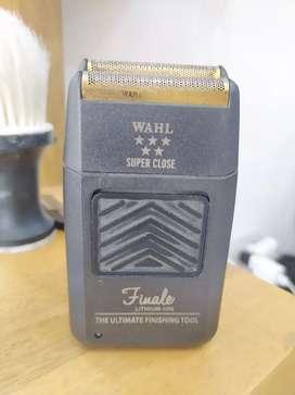 Vendo Wahl shaved con detalle