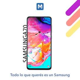 Samsung Galaxy A70, LOCAL COMERCIAL!!!