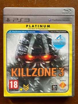 Killzone 3 y Fifa 12