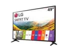"SMART TV LG 49LJ550T FULL HD 49"""