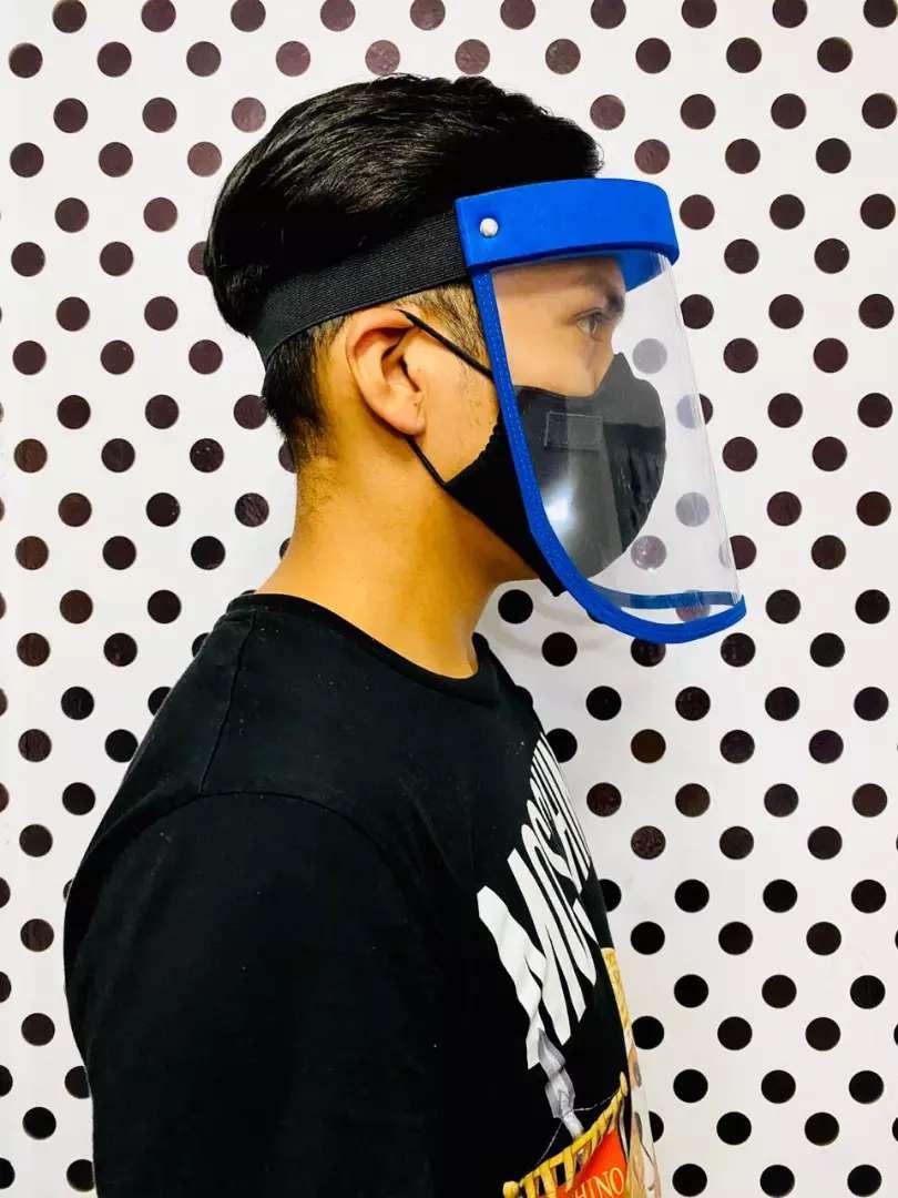 Protectores faciales por mayor 0