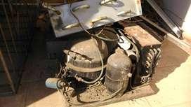 motor para refrigeracion heladera