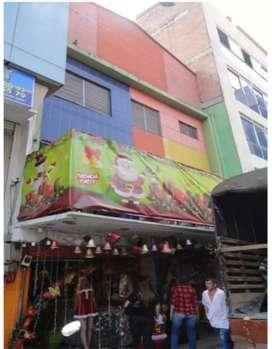 Venta Edificio Comercial El Hueco Medellín