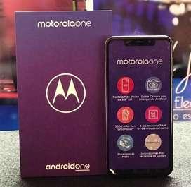 Vendo o cambio Motorola one 64 gb