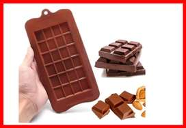 Molde de silicona para chocolate de calidad alimentaria antiadherente