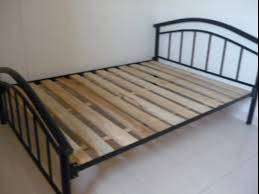vendo cama tubular doble
