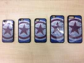 Funda Silicona Resistente Shockproof iPhone 5,5s,6,6,7,7