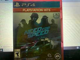vendo need for speed nuevo