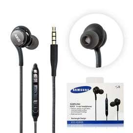 Auricular Samsung Original Manos libres AKG para S8 S8+ S9 S9+ S10 S10e S10+