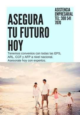 Santa Marta-Expertos en Afiliación Seguridad Social No se engañé Empresa Legal60