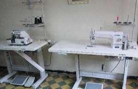 Operarias de maquina plana- fileteadora - Urgente en bogota
