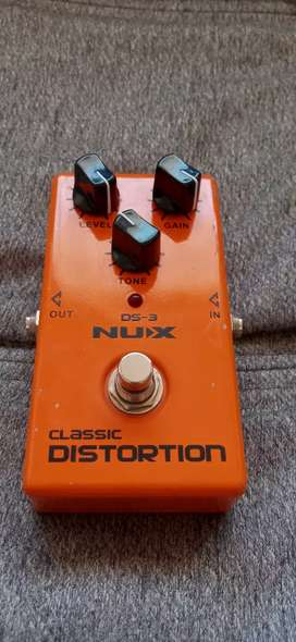 Pedal Nux Ds-3 Clasic Diatortion