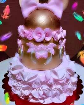 Pastelería y repostería profesional Celeste tentaciones dulces