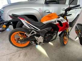 Honda cb 190cc repsol
