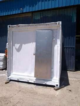Container de 10 pies hecho cámara de frio