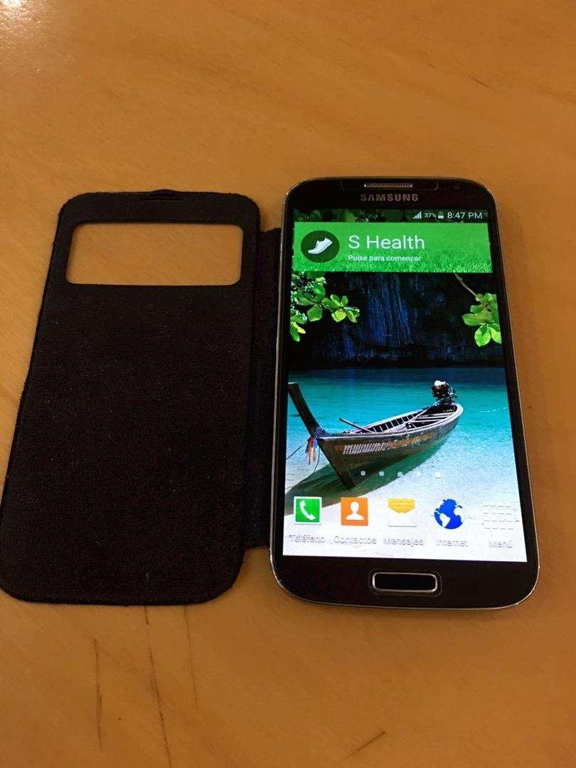 Samsung Galaxy S4 I9500 libre impecable 0