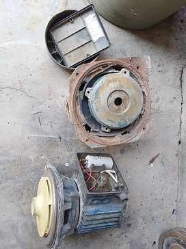 Vendo Motor de Bomba de Agua para Repara