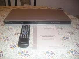 Reproductor De Dvd Noblex Dvd 1553 C/ctrl Orig Y Manual Exc.