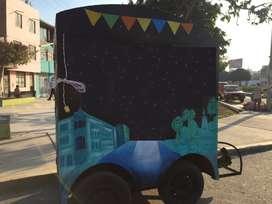 Food Truck en Venta!