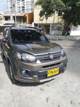 Fiat Uno Way Como Nuevo