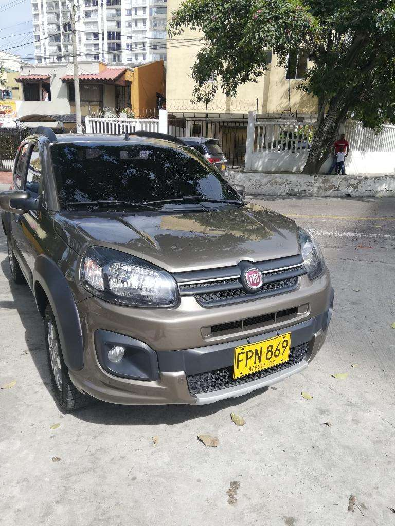 Fiat Uno Way Como Nuevo 0