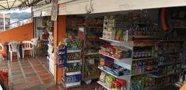 Minimercado autoservicio