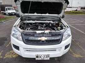 Vendo espectacular dimax diesel furgon pública color nueva modelo 2014 al día full pintura  full llantas motor 1a