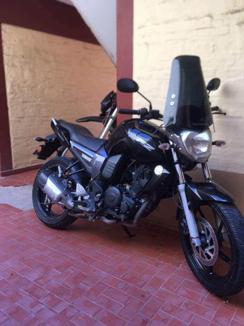 Yamaha Fz 2011 0