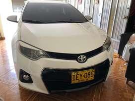 Toyota corola sport