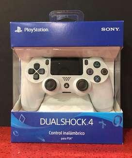 Control de Ps4 Sony blanco
