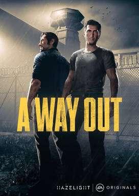 A Way Out Juego PS4 - Estado (10/10)