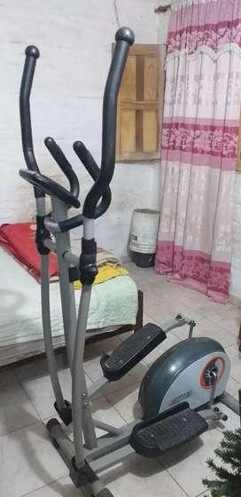 Bicicleta elíptica Exer