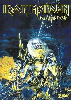 Videografía Iron Maiden
