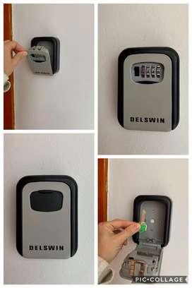 Caja de seguridad para llaves