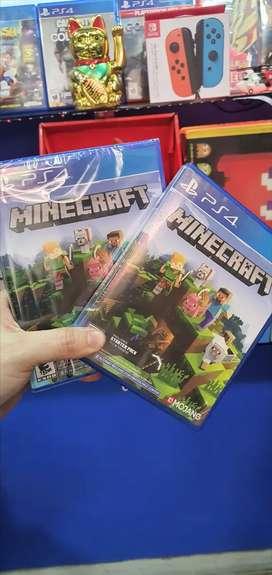 Minecraft nuevo sellado