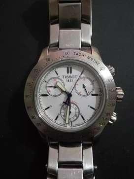 TISSOT cronografo original. Batería reciente