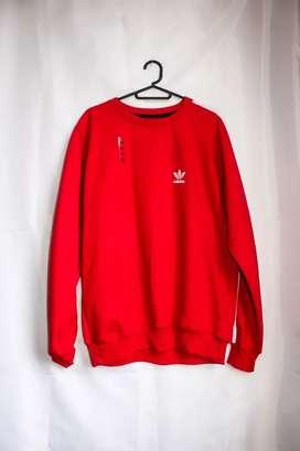 Chompa Adidas Roja