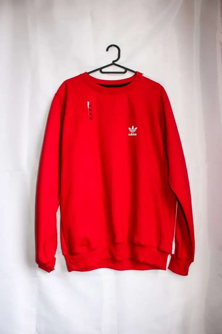 Chompa Adidas Roja 0